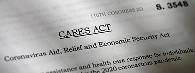 CARES Act for retirement plans