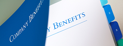 Voluntary benefits for employees